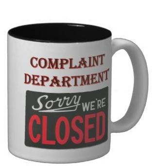 complaint deptsm