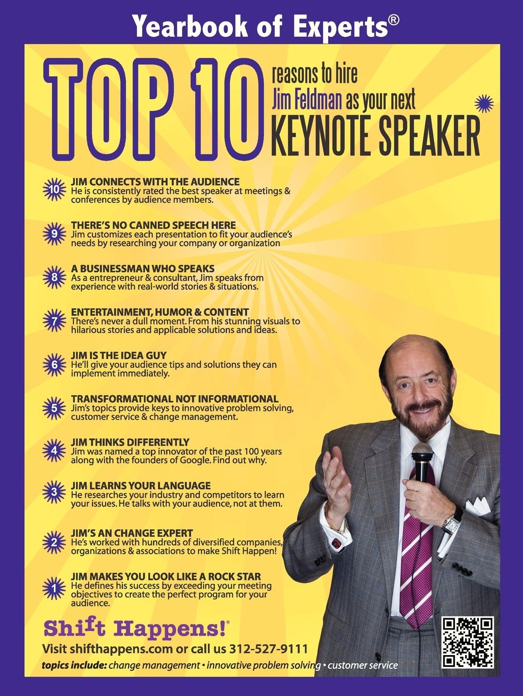 Speakers Guide