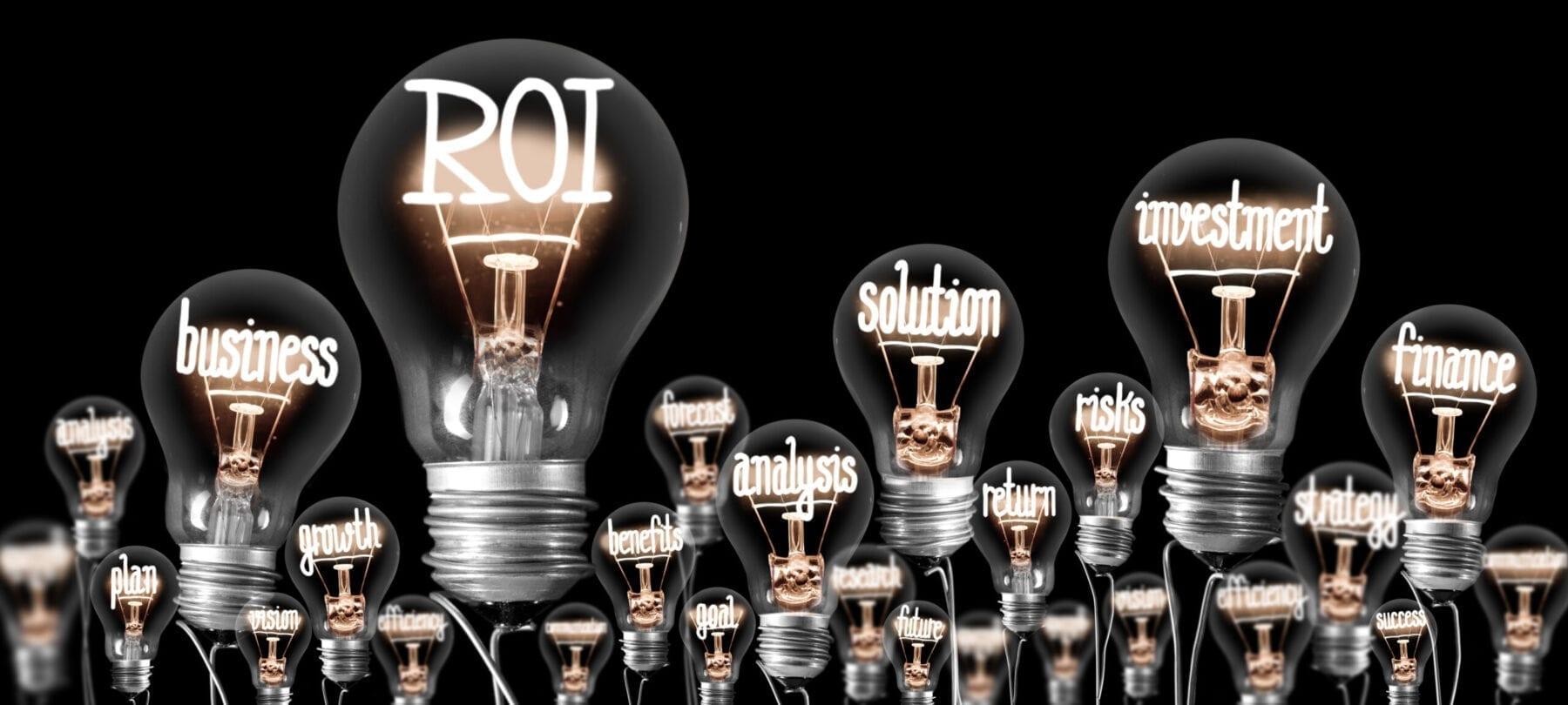 ROI Light Bulbs
